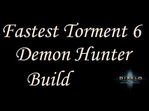 Fastest T6 Rift Demon Hunter Build 2.1.2 - Fire Arsenal Seethe - Diablo 3 Reaper of Souls