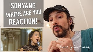 Download Lagu Vocal Coach REACTION, Sohyang - Where Are You Gratis STAFABAND