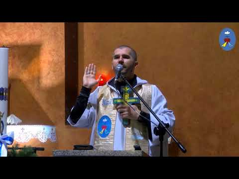 Spotkanie Młodych 08.12.2018 Modlitwa O Uzdrowienie