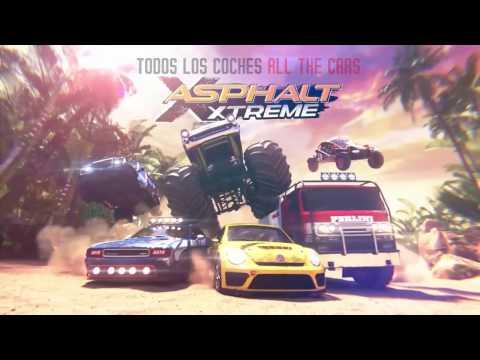 Asphalt: Xtreme / Официальный геймплей от Gameloft АВТОМОБИЛИ