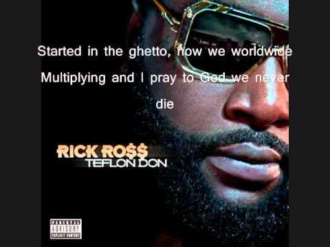 Lyrics - Rick Ross - Free Mason Ft. Jay-z & John Legend video