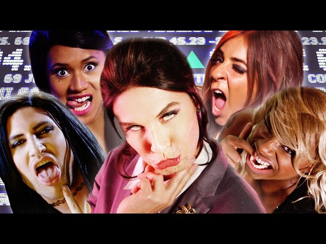 Fifth Harmony ft. Kid Ink - Worth It PARODY