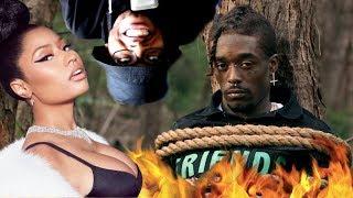 Did Nicki Ruin This Song? | Lil Uzi Vert   The Way Life Goes Remix (Feat  Nicki Minaj) | Reaction
