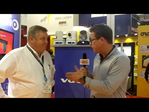 ISE 2015: Gary Kayye Talks with Tim Henry, Vice President of Sales at Vaddio