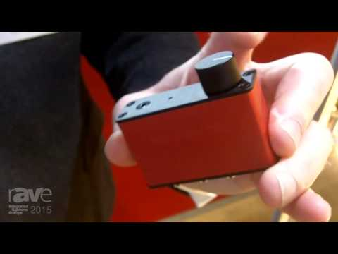 ISE 2015: Optoma Exhibits uDAC3 Small Mobile DAC and Headphone Amp