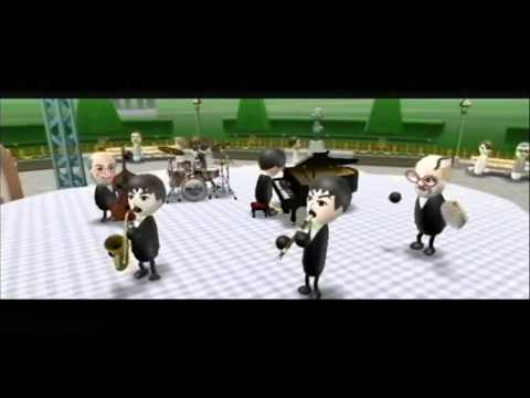 Wii Music: Daydream Believer (Jazz rendition)