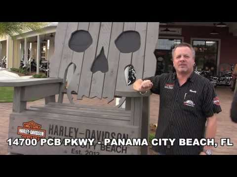 Harley Davidson Motorcycle Dealer - Panama City Beach, FL USA