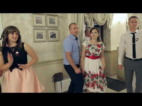 ВІДЕОЗЙОМКА:0991941392 Весілля в Тисмениці 2 ч. ГУРТ РОДИЧІ+ТАМАДА Танці /Музики