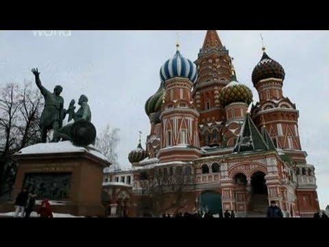 Темные секреты великих городов (Trashopolis). Москва