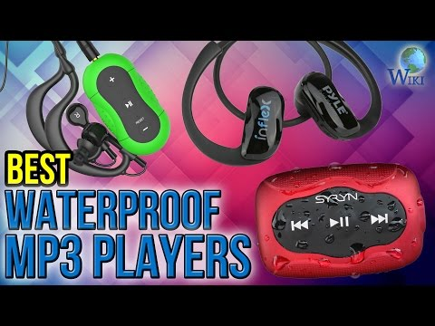 10 Best Waterproof MP3 Players 2017