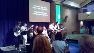 Providence Road Church of Christ - Contemporary Second Service