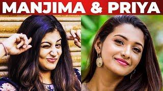 EXCLUSIVE: Manjima Mohan & Priya Bhavani Shankar For Jiiva – Arulnithi Project!