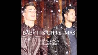 Colton Haynes & Travis-Atreo Baby It's Christmas