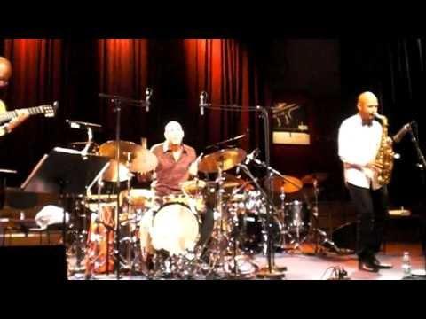 Jeff Ballard Trio (2/3) with Miguel Zenon&Lionel Loueke