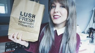 Compras Lush: Daddy-O, Sexy Peel, Cupcake, Mask Of Magnaminty, Charity Pot + Muestras | Asami