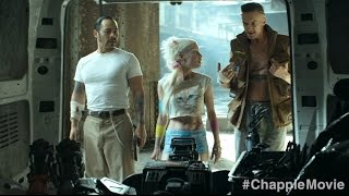 CHAPPIE - In Cinemas March 12 - Die Antwoord Featurette
