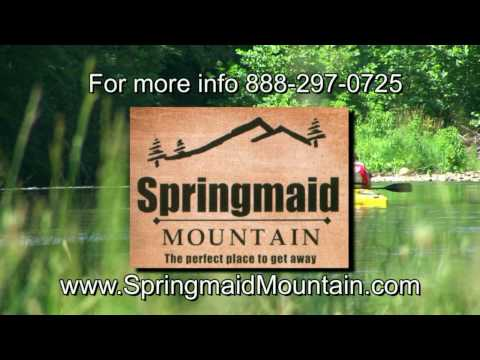 Springmaid Mountain Family resort in Spruce Pine NC