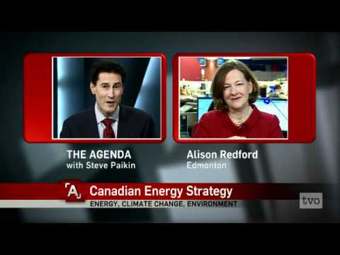 Alison Redford: Canadian Energy Strategy