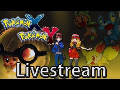 Pokemon Livestream Battles - Friday Fight Club