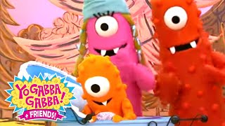 Yo Gabba Gabba! Full Episodes HD - Meet My Family | Nice to Meet You | The Roots | kids songs