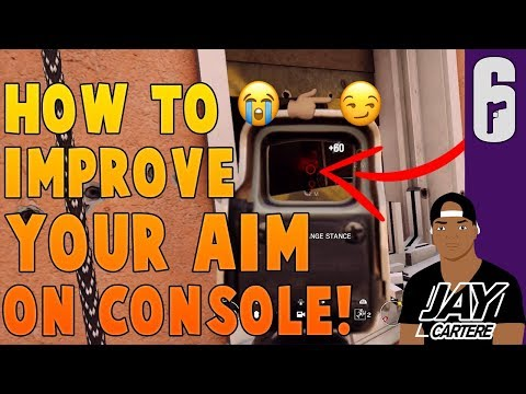 Rainbow 6 Siege - How To Improve Your Accuracy On Console - Rainbow 6 Siege Tips For Noobs