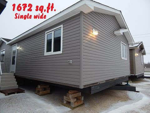 ML-3 Mobile Home for Sale 20ft x76 ft