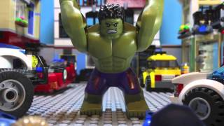 TEST SHOOT- LEGO AVENGERS: AGE OF ULTRON