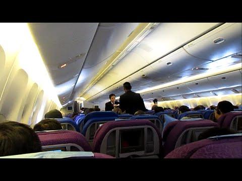 Singapore Airlines Boeing 777-200 Flight Experience: SQ974 Singapore to Bangkok