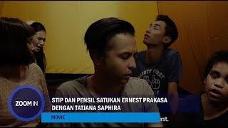"""Stip dan Pensil"" Satukan Ernest Prakasa dengan Tatjana Saphira"