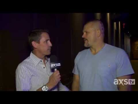 Chuck Liddell and Ron Kruck Look Back at the WEC