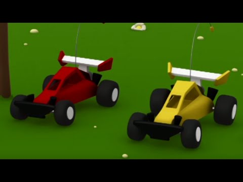МУСТИ - лучшие мультфильмы - мультфильм про машинки и гонки