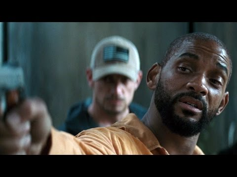 Floyd Lawton shows Deadshot | Suicide Squad