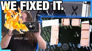 Worse Than We Thought: Fixing the XFX THICC 5700 XT