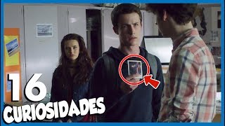 16 Curiosidades de 13 REASONS WHY Temporada 2  (SPOILERS) | Popcorn News