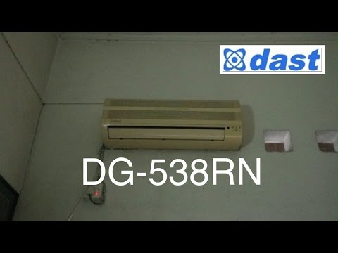 Dast mini-split air conditioner model DG-538RN