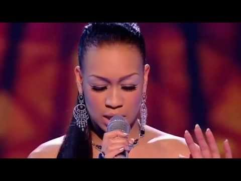 Rebecca Ferguson - Amazing Grace -  Livex-factor video