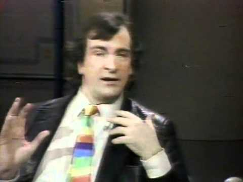 Douglas Adams on David Letterman (14 February 1985)