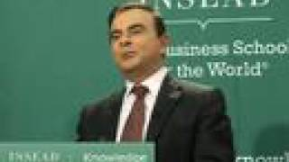 The transcultural leader: Carlos Ghosn, CEO of Renault, Niss