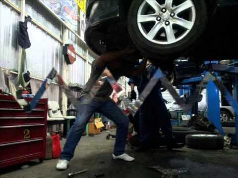 Duang Service ( ศูนย์บริการซ่อมรถยนต์ มาตรฐาน ครบ วงจร )