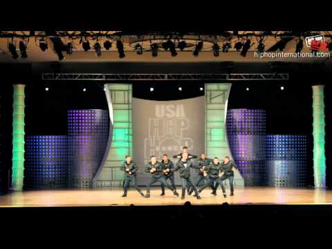 Elektrolytes (Gilbert, AZ) at USA Championship Finals 2012 (Adult)