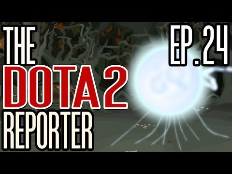 The DOTA 2 Reporter Episode 24: Try-Hard Lane