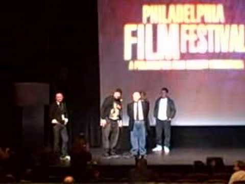 Philadelphia FIlm Festival - Bad Biology World Premeire Q&A