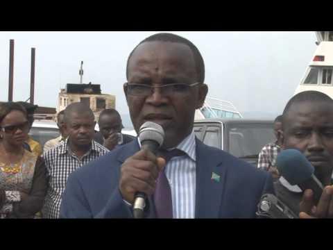 Sud-Kivu (RD Congo):Reportage Ambulances Santé