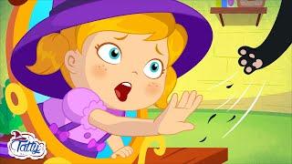 Lilly Convierte a Misifu en Globo 🎈 Dibujos Animados en Español