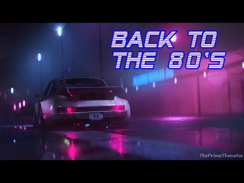 Back To The 80s  Best of Synthwave And Retro Electro Music Mix for 2 Hours  Vol. 4