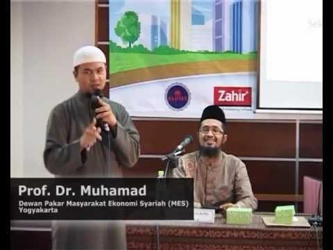 Seminar Nasional Masih Adakah Riba Di Bank Syariah? [Trailer]