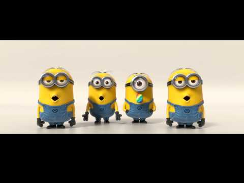 GRU 2. MI VILLANO FAVORITO Teaser Trailer HD
