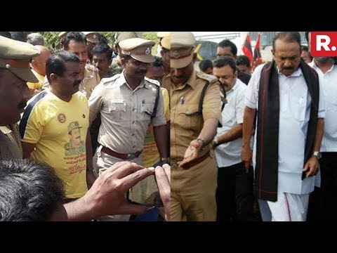 Tamil Nadu Police To Arrest Vaiko And Seeman | VHP Yatra Politics
