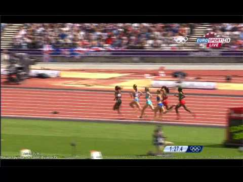Athletics - Women's 800m - Olympics 2012 London