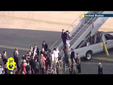 US-China Relations: Chinese leader arrives in California ahead of talks with Obama